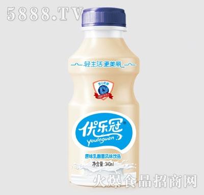 优乐冠乳酸菌340ml