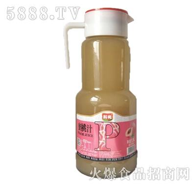 醉奥蜜桃汁1.5L
