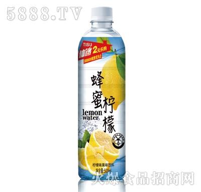 体速蜂蜜柠檬果味饮料500ml