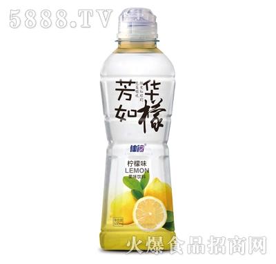 体速芳华如檬柠檬味果味饮料500ml