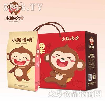 小猴哈哈坚果礼盒