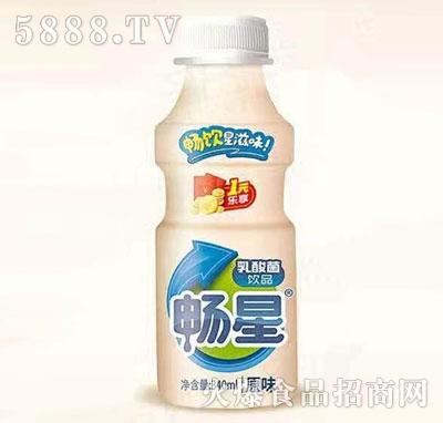 畅星乳酸菌饮品原味340ml