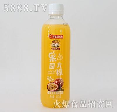 果园大叔百香果汁410ml