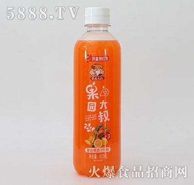 果园大叔果蔬汁410ml