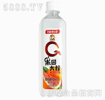 果园大叔葡萄糖+西柚汁480ml