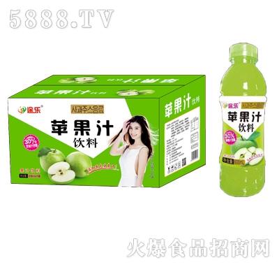 途乐苹果汁饮料600mlx15瓶