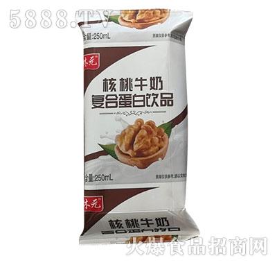 休元核桃牛奶蛋白饮品250ml