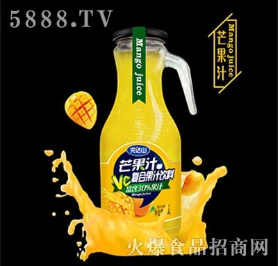 完达山芒果汁1.5L