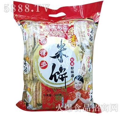 功夫稻场米饼500g