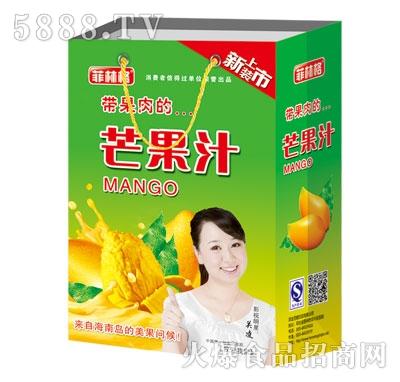 和草堂芒果汁(袋)