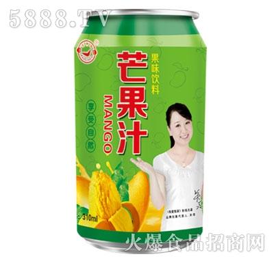 和草堂芒果汁310ml