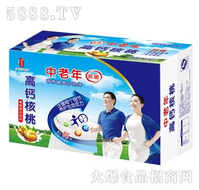 和草堂中老年高钙核桃植物蛋白饮料(箱)