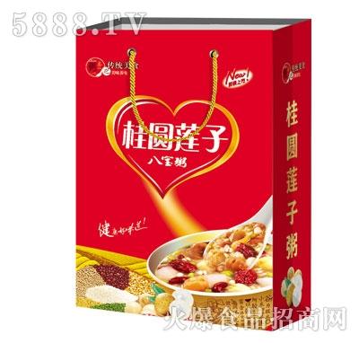 豪阳桂圆莲子八宝粥(袋)