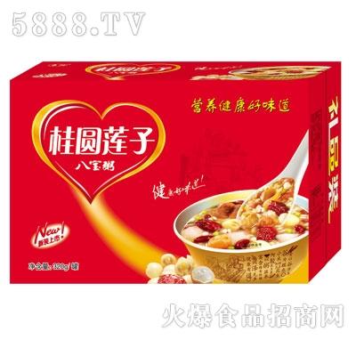 豪阳桂圆莲子八宝粥(箱)