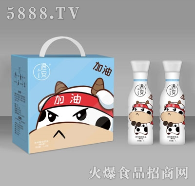 遇安原味酸奶饮品果肉型(箱)