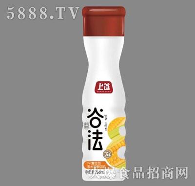 上首7+1复合型玉米粗粮饮料268ml