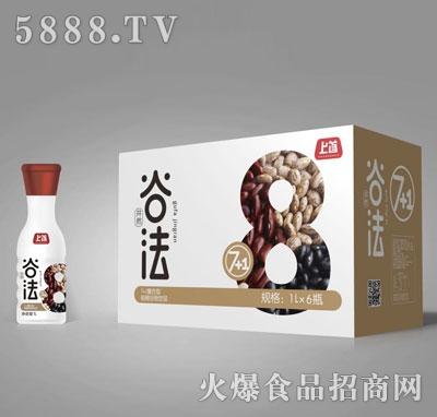 上首7+1复合型粗粮谷物饮料1LX6