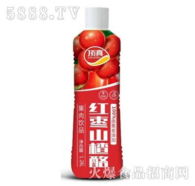 顶真红枣山楂酪1.28L
