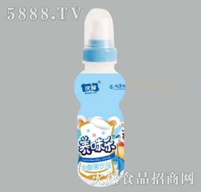 养味乐乳酸菌饮品原味200ml