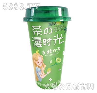 佳因美400ml泰式青柠茶