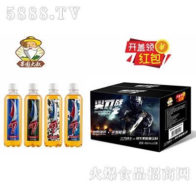 果园大叔尖刀战士维生素能量饮料480mlx15瓶