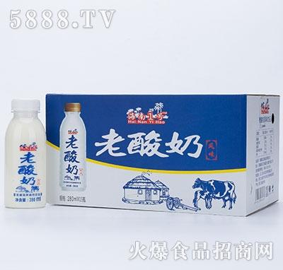 海南1号老酸奶280gx15瓶