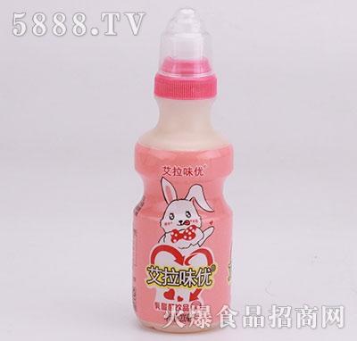 艾拉味优乳酸菌原味瓶200ml