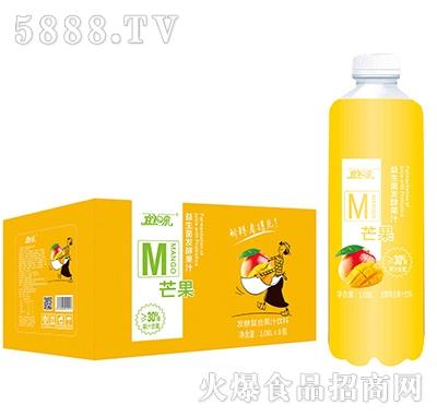 宜泉发酵芒果复合果汁饮料1.08Lx8瓶