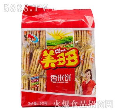 美多多香米饼500g