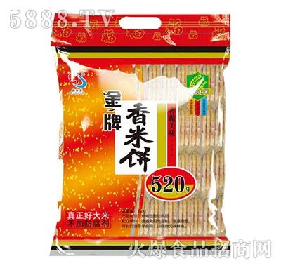 美多多金牌香米饼520g