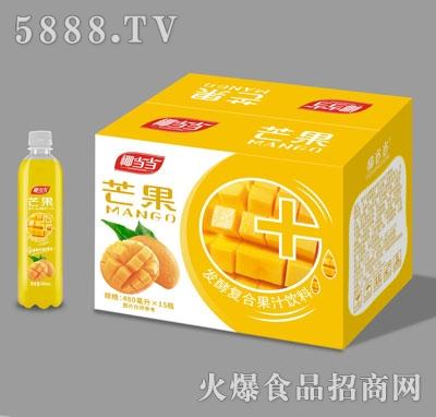 椰当当芒果发酵复合果汁饮料480mlX15