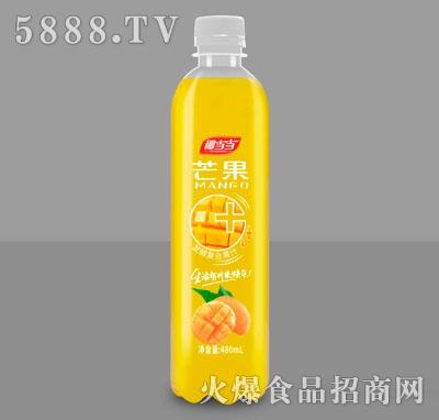 椰当当芒果发酵复合果汁饮料480ml