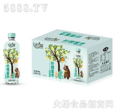 柠减柠檬蜜水果味饮料500mlX15