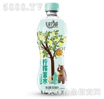 柠减柠檬蜜水果味饮料500ml