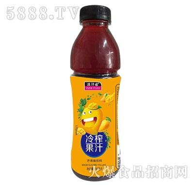 溢汁园冷榨芒果汁500ml