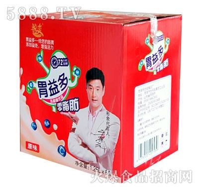 智爽乳酸菌饮品原味1.25LX6