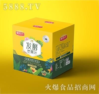 星阳光发酵芒果汁饮料1.25Lx6瓶