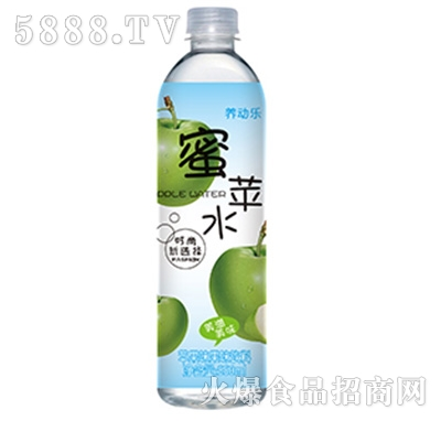 养动乐蜜苹水饮料
