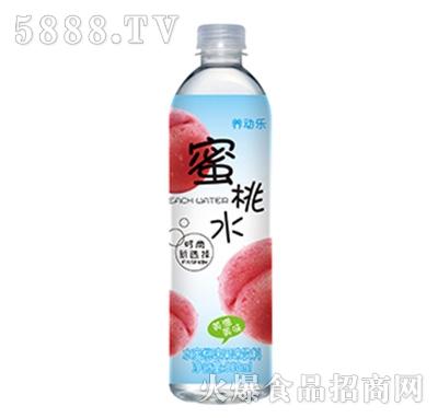 养动乐蜜桃水饮料
