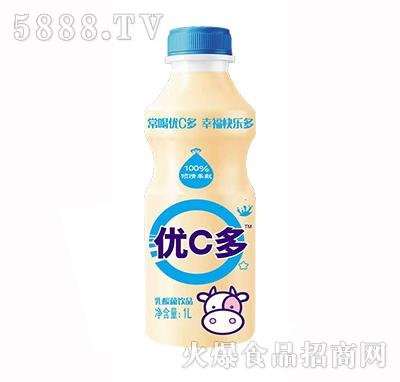 优C多乳酸菌饮品1L