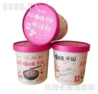 新吃派正宗嗨吃家酸辣粉6包料