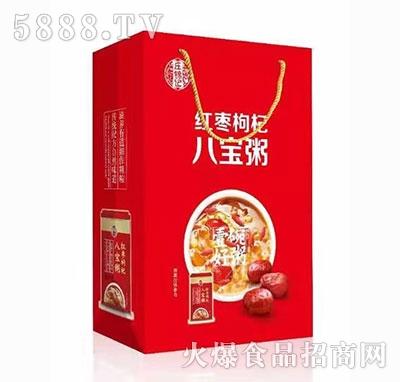 庄锦记红枣枸杞八宝粥礼盒装