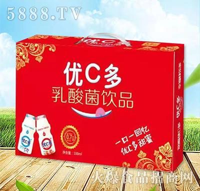 优C多乳酸菌饮料礼盒