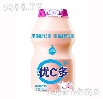 优C多乳酸菌饮料100ml