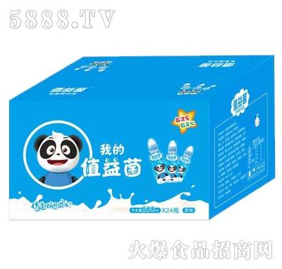 值益菌乳酸菌饮料原味200mlX24