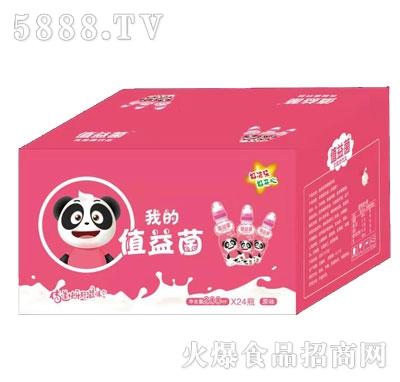 值益菌乳酸菌饮料200mlX24