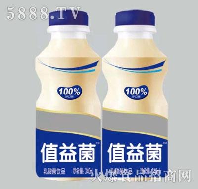 值益菌乳酸菌饮料340ml(瓶)