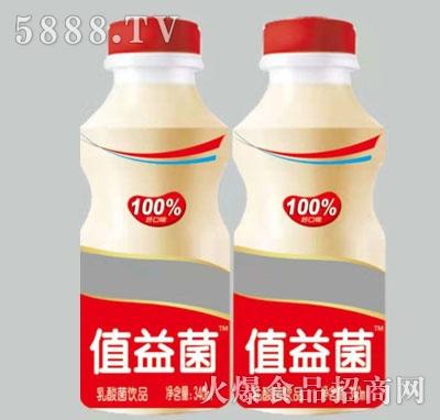 值益菌乳酸菌饮料340ml