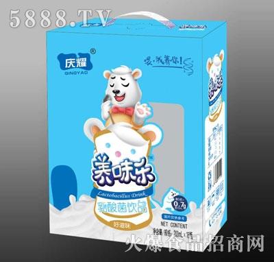 养味乐乳酸菌饮料(礼盒)