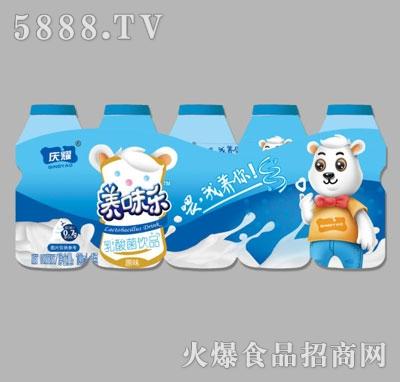 养味乐乳酸菌饮料100mlX5